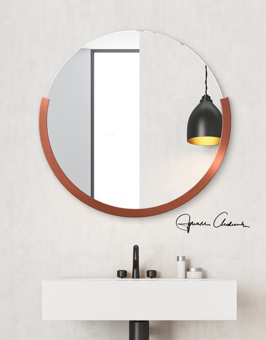 Lustro FERNI Copper