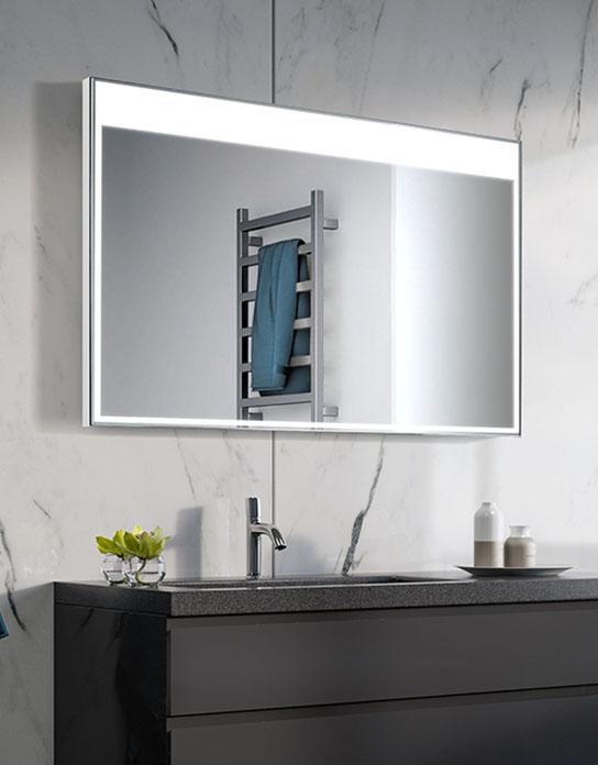 Lustro łazienkowe Ignis Led Z Oświetleniem Led