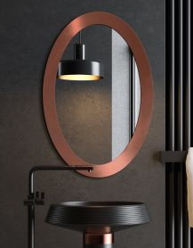 Lustro OVAL BOLD Copper
